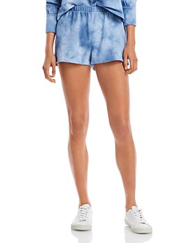 BB DAKOTA - x Steve Madden Groove Thing Tie Dyed Shorts