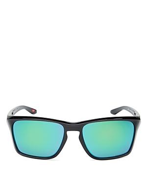 Oakley Men's Square Sunglasses, 57mm