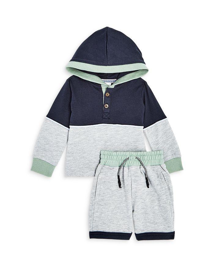 Sovereign Code - Boys' Marina + Miki Hoodie & Shorts Set - Baby