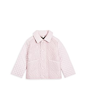 Burberry - Girls' Giaden Quilted Jacket - Little Kid, Big Kid