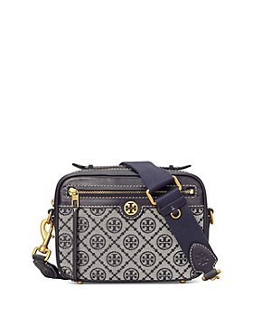 Tory Burch - T Monogram Jacquard Camera Crossbody