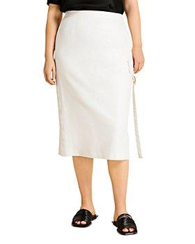 Marina Rinaldi - Carbone Pencil Skirt