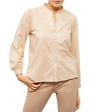 Nidra Embroidered Shirt
