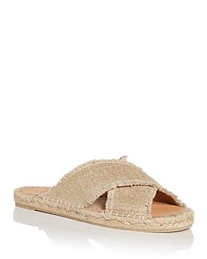 Women's Palmera Espadrille Slide Sandals