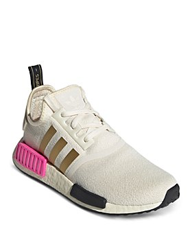 Adidas - Women's NMD_R1 Lace Up Athletic Sneakers
