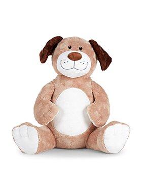 Melissa & Doug - Gentle Jumbo Dog Lifelike Stuffed Animal - Ages 2+