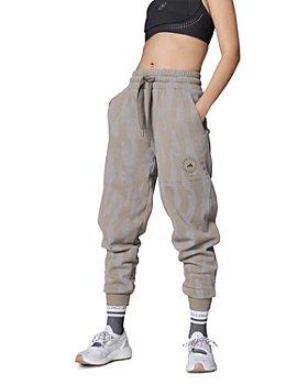 adidas by Stella McCartney - Printed Fleece Sweatpants