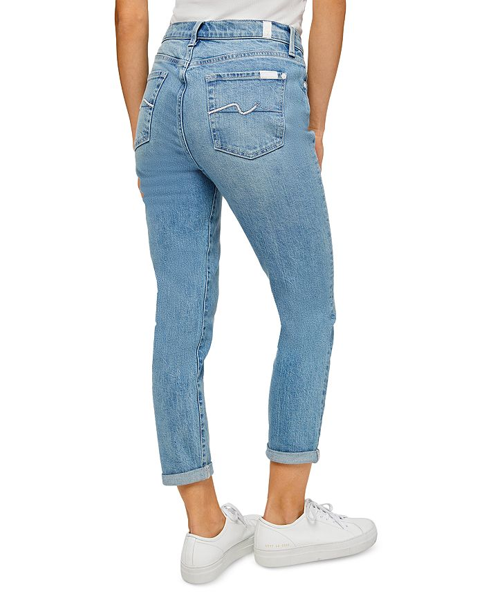7 FOR ALL MANKIND Boyfriend jeans JOSEFINA BOYFRIEND JEANS IN VENTANA