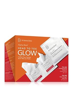 Alpha Beta Head To Toe Glow Kit ($146 value)
