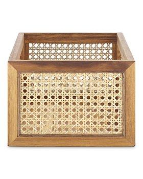 Neat Method - Natural Cane Storage Basket