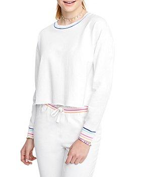 Splendid - Sundown Charli Striped Sweatshirt