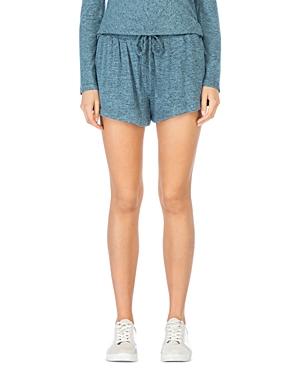 Cozy Drawstring Shorts