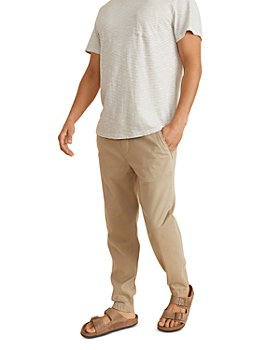 Marine Layer - Saturday Slim Fit Jogger Pants