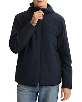 WOOLRICH - Ripstop Hooded Jacket