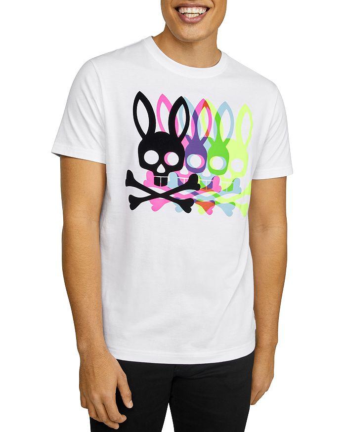 Psycho Bunny - Bradley Logo Tee