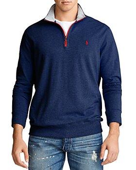 Polo Ralph Lauren - Cotton Mesh Half Zip Pullover