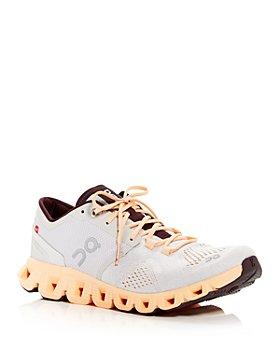 On - Women's Cloud X Low Top Running Sneakers