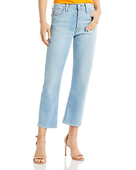 MOTHER - The Tomcat Straight Leg Jeans in It's Kinda My Thing