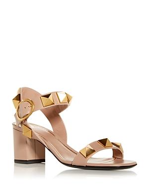 Valentino Garavani Women's Roman Stud Ankle Wrap Sandals