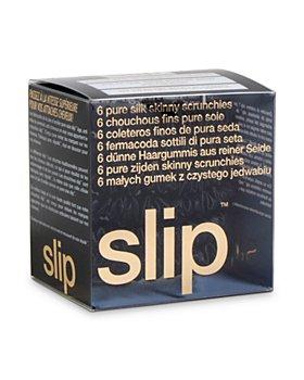 slip - Pure Silk 6-Pack Skinny Scrunchies