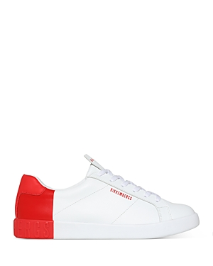 Men's Saul Low Top Leather Sneakers