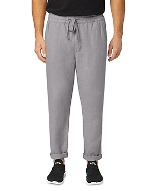 Joe's Jeans DRAWSTRING WAIST SLIM FIT LINEN PANTS