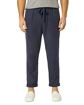 Joe's Jeans - Drawstring Waist Slim Fit Linen Pants