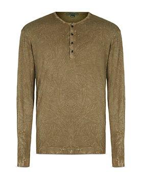 John Varvatos Collection - Regular Fit Henley Shirt