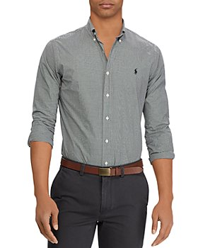 Polo Ralph Lauren - Slim Fit Poplin Sport Shirt