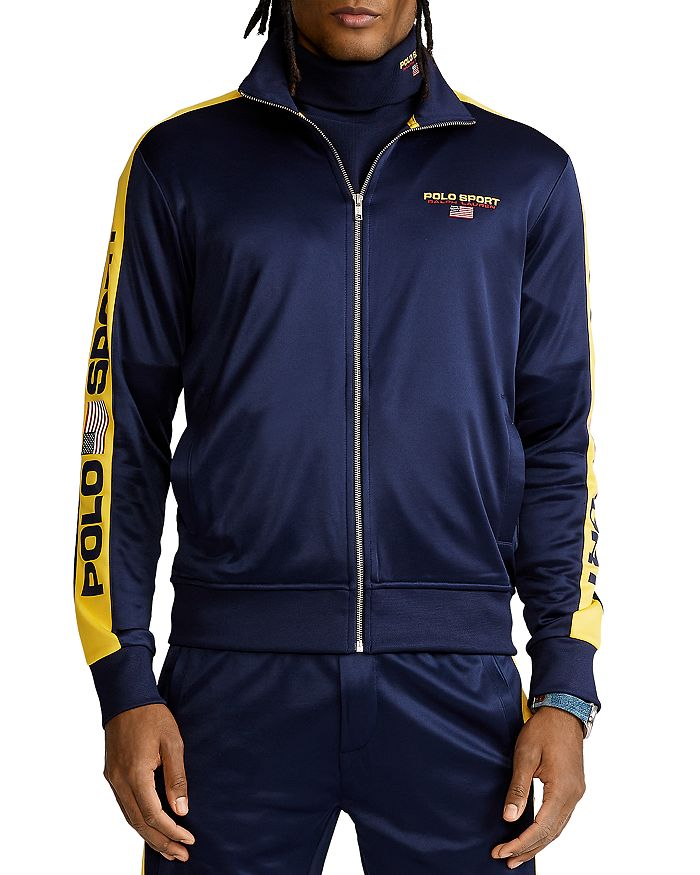 Polo Ralph Lauren - Polo Sport Fleece Track Jacket