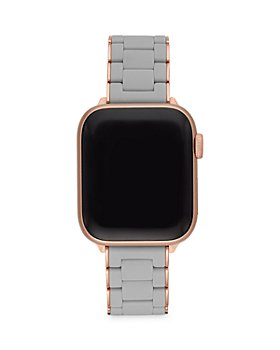 MICHELE - Apple Watch® Silicone Wrapped Interchangeable Bracelet, 38-42mm