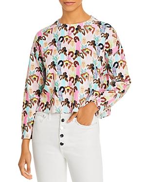 Gleeson Printed Sweater