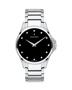 Movado - Ario Diamond Watch, 39mm