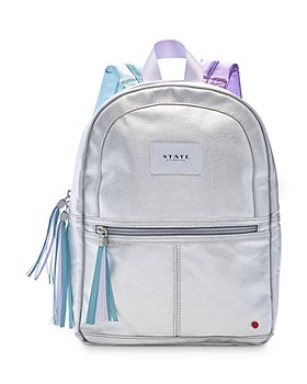 STATE - Kane Kids Mini Metallic Backpack