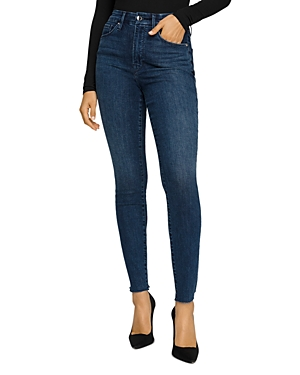 Good American Good Legs Skinny Jeans in Blue653