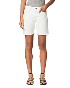 "Joe's Jeans - The 7"" Lara Denim Bermuda Shorts in Uyuni"