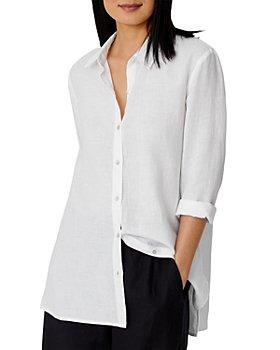 Eileen Fisher - Classic Collar Shirt
