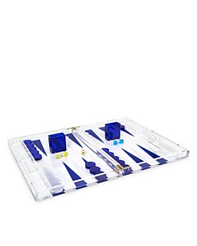 Tizo - Lucite® Backgammon Set