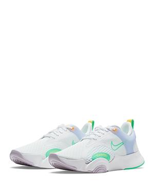 Nike Sports WOMEN'S SUPERREP GO 2 MESH TRAINING SNEAKERS