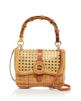 SERPUI - Olivia Wicker Crossbody