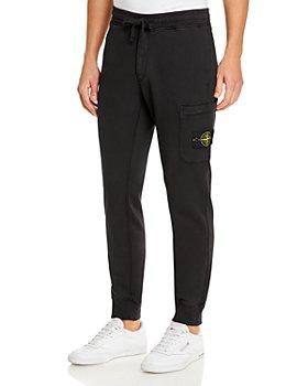 Stone Island - Logo Fleece Pants