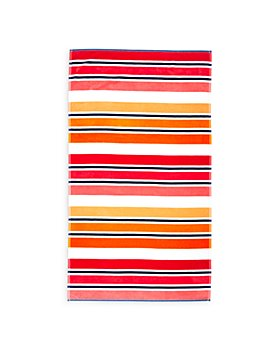Sky - Cotton Ombré Stripe Beach Towel - 100% Exclusive