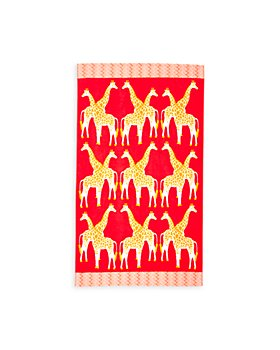 Sky - Safari Print Beach Towel- 100% Exclusive
