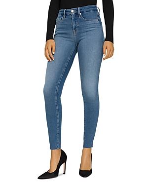 Good American Good Legs Skinny Jeans in Blue655