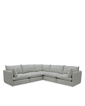 Bloomingdale's Artisan Collection - Eloise 5-Piece Sectional - 100% Exclusive