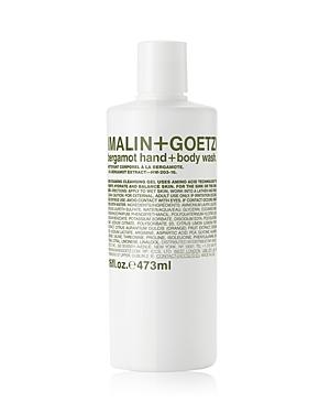 Malin+Goetz Bergamot Body Wash 8 oz.