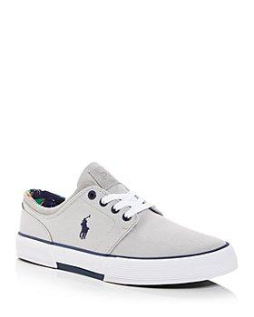 Polo Ralph Lauren - Men's Faxon Low Top Sneakers