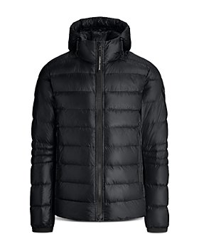 Canada Goose - Black Disc Crofton Nylon Hooded Puffer Jacket