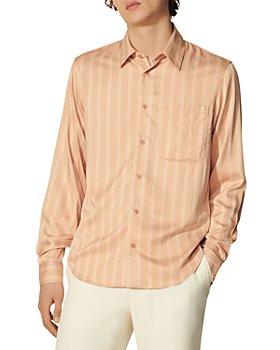 Sandro - Vertical Stripe Shirt