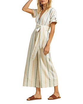 Billabong - x The Salty Blonde Dream Weaver Striped Jumpsuit